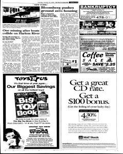 Syracuse Post Standard, October 25, 2005, Page 13