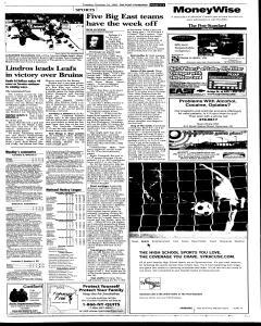 Syracuse Post Standard, October 25, 2005, Page 29