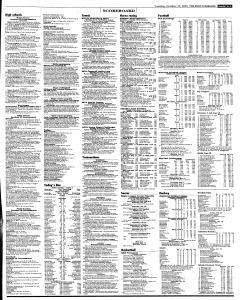 Syracuse Post Standard, October 25, 2005, Page 31