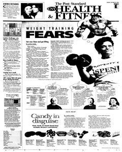 Syracuse Post Standard, October 25, 2005, Page 33