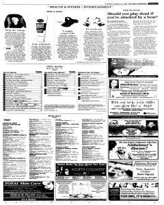 Syracuse Post Standard, October 25, 2005, Page 35