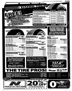 Syracuse Post Standard, October 25, 2005, Page 43
