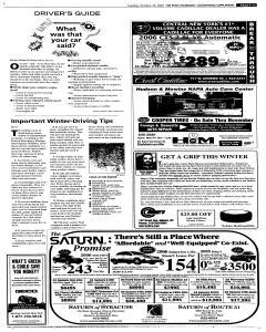 Syracuse Post Standard, October 25, 2005, Page 51