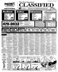 Syracuse Post Standard, October 25, 2005, Page 53