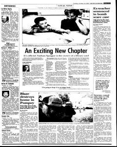 Syracuse Post Standard, October 25, 2005, Page 83