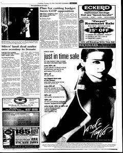 Syracuse Post Standard, October 25, 2005, Page 93