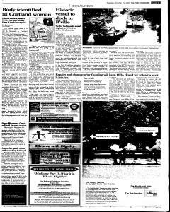 Syracuse Post Standard, October 25, 2005, Page 103