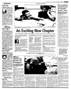 Syracuse Post Standard, October 25, 2005, Page 105
