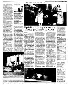 Syracuse Post Standard, October 25, 2005, Page 113