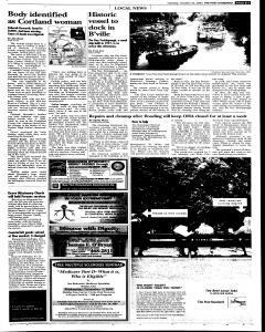 Syracuse Post Standard, October 25, 2005, Page 125