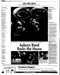 Syracuse Post Standard, October 26, 2005, Page 52