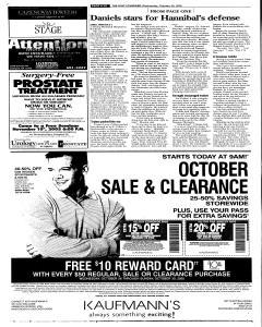 Syracuse Post Standard, October 26, 2005, Page 90