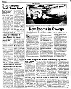 Syracuse Post Standard, October 26, 2005, Page 92