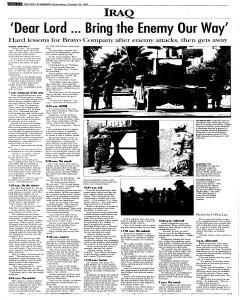 Syracuse Post Standard, October 26, 2005, Page 104