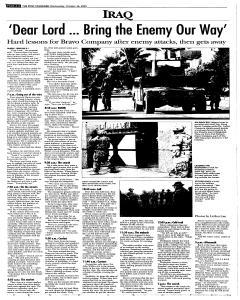 Syracuse Post Standard, October 26, 2005, Page 126