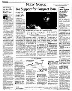 Syracuse Post Standard, October 26, 2005, Page 130
