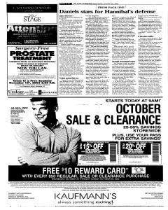 Syracuse Post Standard, October 26, 2005, Page 134