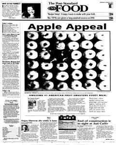 Syracuse Post Standard, October 26, 2005, Page 35