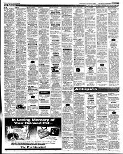 Syracuse Post Standard, October 26, 2005, Page 71