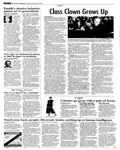 Syracuse Post Standard, October 27, 2005, Page 38