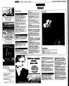 Syracuse Post Standard, October 27, 2005, Page 60