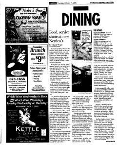 Syracuse Post Standard, October 27, 2005, Page 74