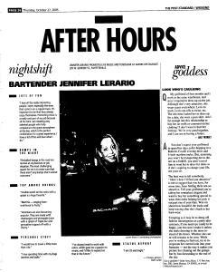 Syracuse Post Standard, October 27, 2005, Page 78