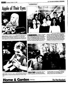 Syracuse Post Standard, October 27, 2005, Page 116