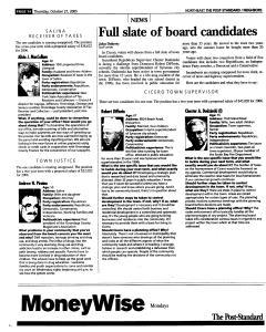 Syracuse Post Standard, October 27, 2005, Page 146