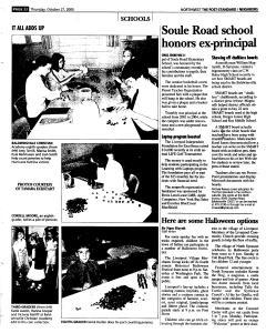 Syracuse Post Standard, October 27, 2005, Page 190