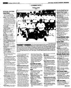 Syracuse Post Standard, October 27, 2005, Page 192