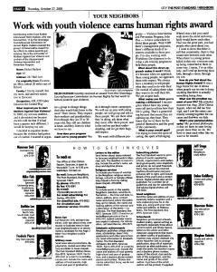 Syracuse Post Standard, October 27, 2005, Page 206