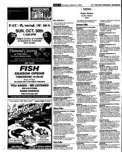 Syracuse Post Standard, October 27, 2005, Page 216