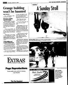 Syracuse Post Standard, October 27, 2005, Page 240