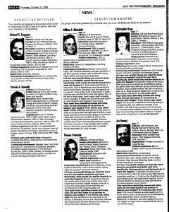 Syracuse Post Standard, October 27, 2005, Page 246