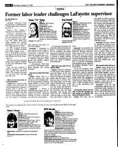 Syracuse Post Standard, October 27, 2005, Page 250