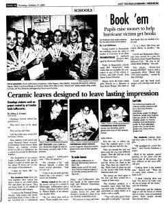 Syracuse Post Standard, October 27, 2005, Page 266