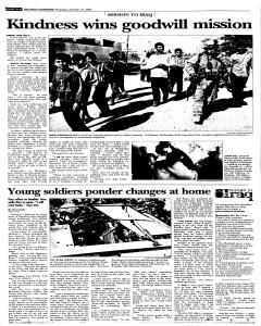 Syracuse Post Standard, October 27, 2005, Page 292