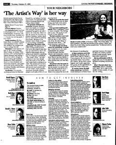 Syracuse Post Standard, October 27, 2005, Page 352