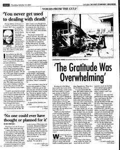 Syracuse Post Standard, October 27, 2005, Page 354