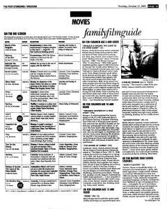 Syracuse Post Standard, October 27, 2005, Page 71