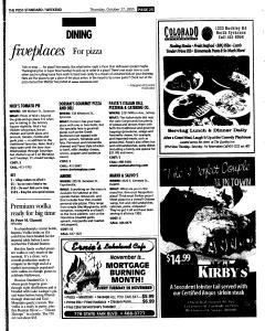 Syracuse Post Standard, October 27, 2005, Page 77