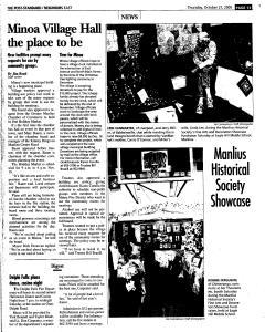 Syracuse Post Standard, October 27, 2005, Page 101