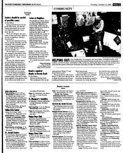 Syracuse Post Standard, October 27, 2005, Page 157