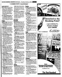 Syracuse Post Standard, October 27, 2005, Page 161