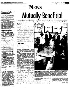 Syracuse Post Standard, October 27, 2005, Page 171