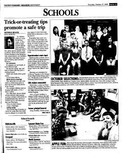 Syracuse Post Standard, October 27, 2005, Page 189