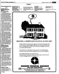 Syracuse Post Standard, October 27, 2005, Page 219