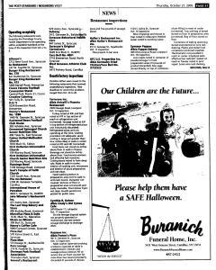 Syracuse Post Standard, October 27, 2005, Page 277