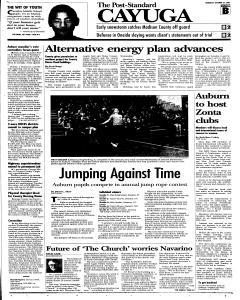 Syracuse Post Standard, October 27, 2005, Page 301